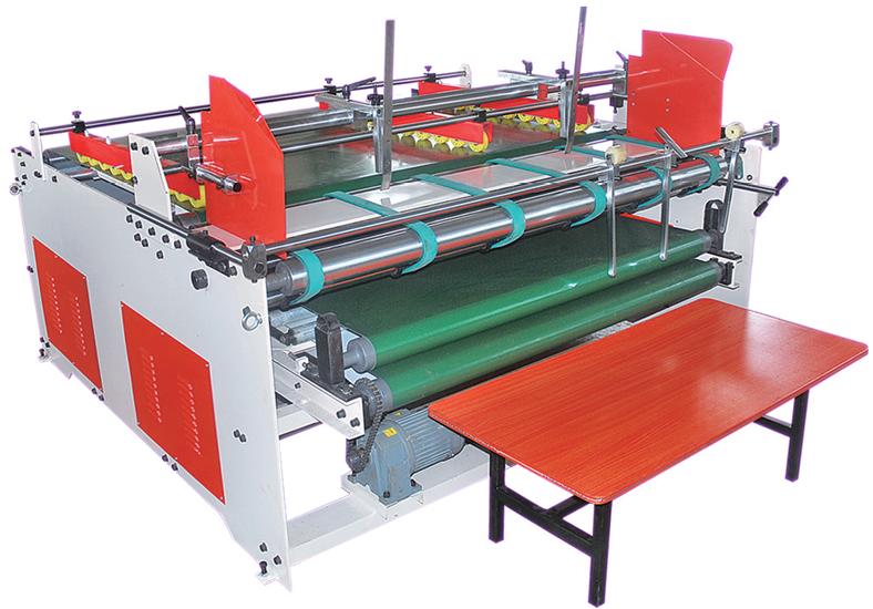 Semi-auto Folder Gluer